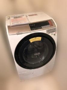 日立 ドラム式洗濯乾燥機 BD-SV110BL
