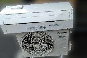 昭島市にて パナソニック エアコン CS-227CFR-W を出張買取しました