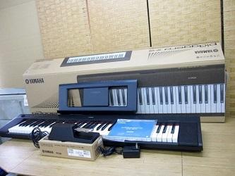 町田市にて ヤマハ piaggero 電子ピアノ NP-32B を出張買取しました