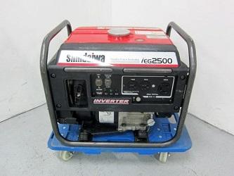 大和市にて 新ダイワ インバーター発電機 IEG2500 を店頭買取しました