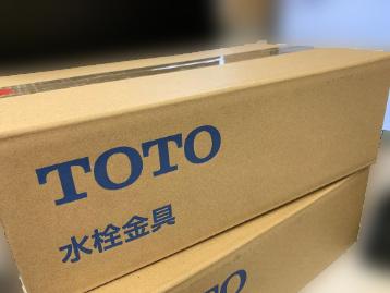 八王子市にて TOTO 水栓金具 TKGG30SE を店頭買取しました