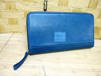 横浜市保土ヶ谷区にて 吉田かばん ポーター レザー 長財布 を出張買取しました