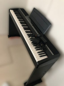 電子ピアノ KORG SP-170