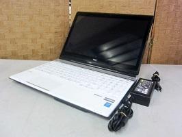 世田谷区にて NEC LAVIE ノートPC PC-LL750MSW を店頭買取しました