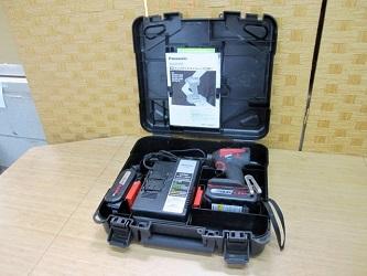 大和市にて パナソニック インパクトドライバー EZ75A7 を店頭買取しました