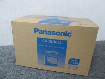大和市にて パナソニック カーナビ CN-SL305L を店頭買取しました
