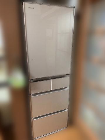 相模原市にて 日立 冷凍冷蔵庫 R-S4200E を出張買取しました