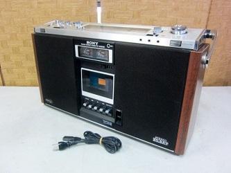 SONY ステレオ ラジカセ CF-6600