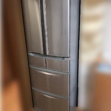 相模原市にて 日立 冷凍冷蔵庫 R-S50AM を出張買取致しました