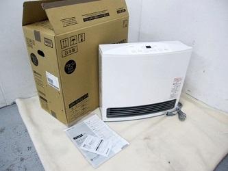 八王子市にて ノーリツ ガスファンヒーター GFH-4005S を店頭買取しました