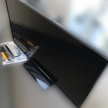 大和市にて パナソニック 液晶テレビ TH-32D305 を出張買取しました