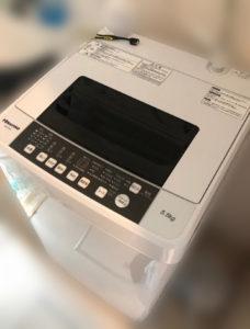 全自動洗濯機 ハイセンス HW-T55C