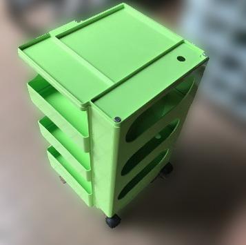 大田区にて ボビーワゴン ジョエ・コロンボ 緑 を出張買取しました