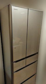 八王子市にて 日立 冷凍冷蔵庫 R-G4800E 2015年製を店頭買取しました