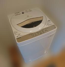 小平市にて 東芝 全自動洗濯機 AW-5G3 2016年製を出張買取しました