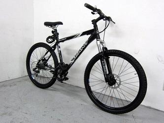 相模原市にて ジャイアント ROCK5500 マウンテンバイク を店頭買取しました