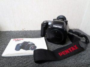 ペンタックス 中判フィルムカメラ 645N