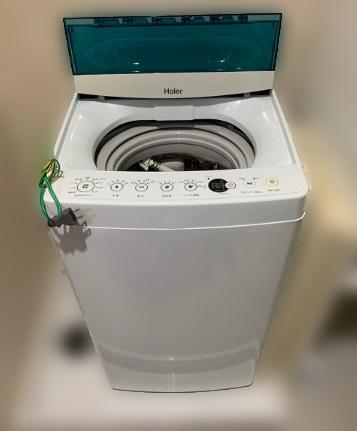 座間市にて ハイアール 全自動洗濯機 JW-C45A を出張買取しました
