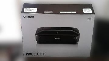 小平市にて CANON PIXUS プリンター iX6830 を店頭買取致しました