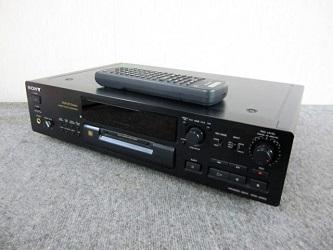 SONY MDデッキ MDS-JB920