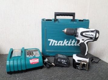 大和市にて マキタ 充電式 ドリルドライバー DF440D を店頭買取しました