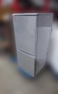 横浜市緑区にて シャープ 冷凍冷蔵庫 SJ-D14C を出張買取しました