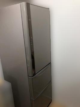 川崎市にて 日立 ノンフロン 冷凍冷蔵庫 R-K320HV を出張買取しました