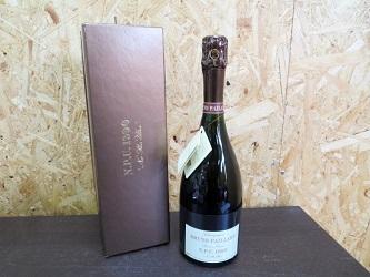 港区にて ブルーノ パイヤール 1990 シャンパン を出張買取しました