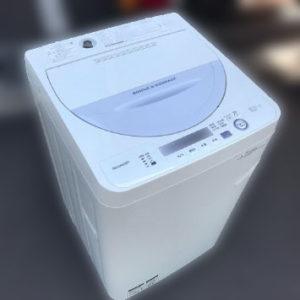 シャープ 洗濯機 ES-GE5A-V