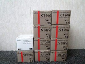 富士通 データカセット DAT CT20G 40個 CT12000 5個 DAT-N 5個