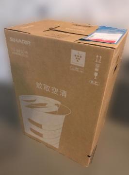 武蔵野市にて シャープ 空気清浄機 FU-GK50 を出張買取しました