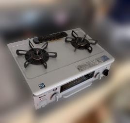 多摩市にて パロマ 都市ガス ガスコンロ IC330SF-1F を出張買取しました