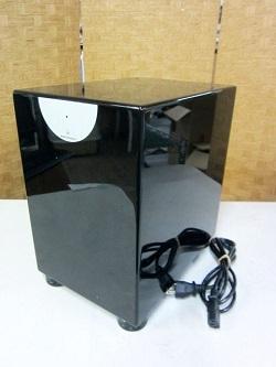 昭島市にて モニターオーディオ サブウーファー RaDIUS 360 を出張買取しました