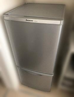 横浜市鶴見区にて パナソニック 冷蔵庫 NR-B149W を出張買取しました