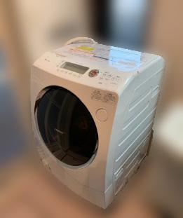 町田市にて 東芝 ドラム式洗濯乾燥機 TW-Z9500L を出張買取しました