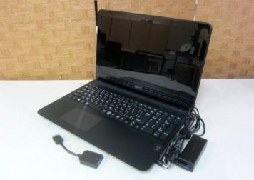八王子市にて SONY VAIO ノートPC Fit SVF1531GAJ を店頭買取しました