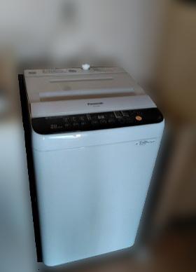 相模原市にて パナソニック 全自動洗濯機 NA-F70PB9 を出張買取しました