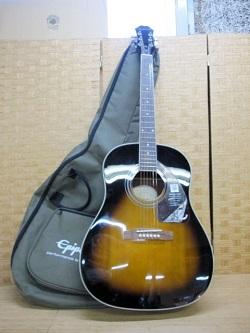 八王子市にて エピフォン アコースティックギター AJ-220S を出張買取しました