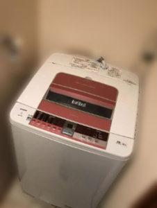 日立 全自動洗濯機 7㎏ BW-7TV