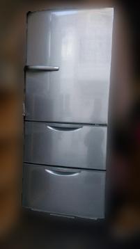 小平市にて アクア 冷凍冷蔵庫 AQR-271C を出張買取しました