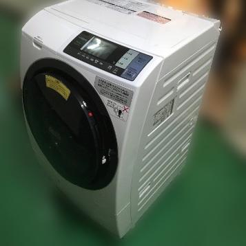 大田区にて 日立 ドラム式洗濯乾燥機 BD-SG100BL を出張買取しました