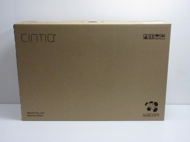 藤沢市にてWacom DTK-2700/K0 液晶 27型 QHD液晶 ペンタブレットを出張買取しました。