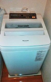 パナソニック 全自動洗濯機 NA-FA80H3