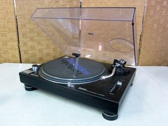 テクニクス ターンテーブル レコードプレーヤー SL-1200MK3