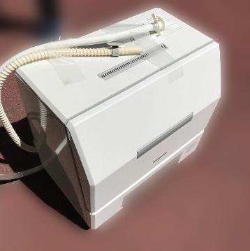 新宿区にて パナソニック 食器洗い乾燥機 NP-TCR4-W を出張買取致しました