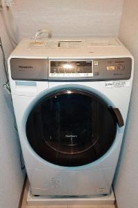 八王子市にて パナソニック ドラム式洗濯乾燥機 NA-VH310L を出張買取致しました