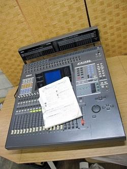 YAMAHA デジタルミキサー O2R MB02