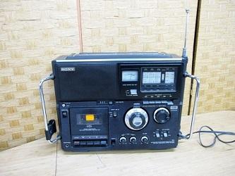 SONY カセットスカイセンサー BCラジオ ラジカセ CF-5950
