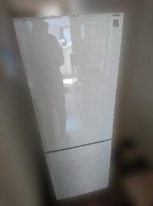 シャープ 冷凍冷蔵庫 SJ-PD27C-W