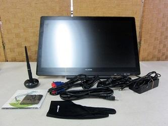 小平市にて HUION KAMVAS 液晶ペンタブレット GT-191 を店頭買取致しました